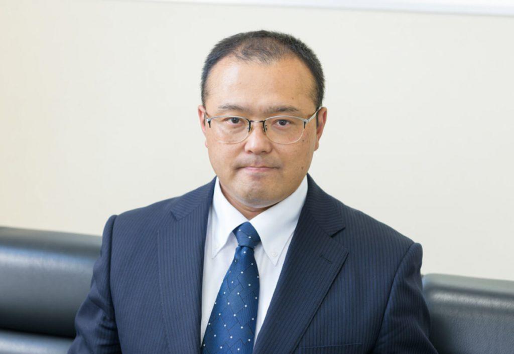 株式会社やきやま 代表取締役社長 合屋 輝一